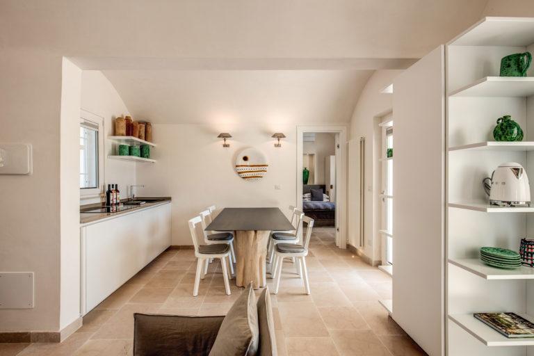LAMIA DEL RICCIO - Casa Vacanze in Puglia | Cucina