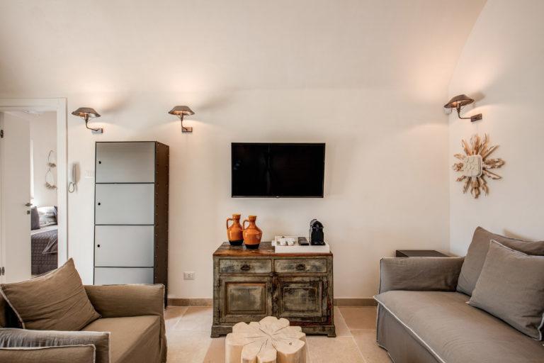 LAMIA DEL RICCIO - Casa Vacanze in Puglia | Living