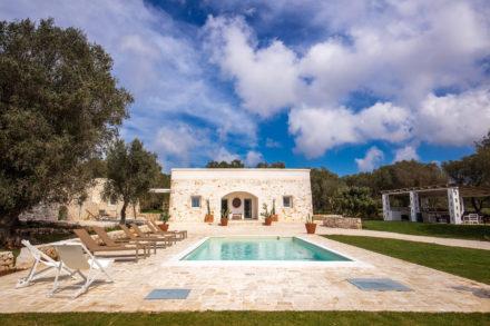 LAMIA DEL RICCIO - Casa Vacanze in Puglia | Esterni