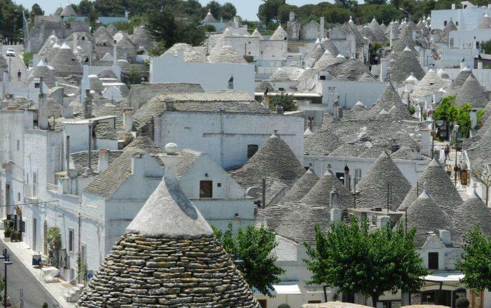 LAMIA DEL RICCIO - Casa Vacanze in Puglia | alberobello
