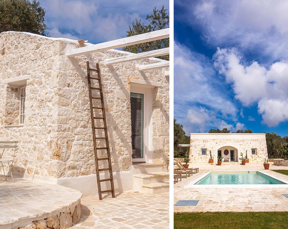 LAMIA DEL RICCIO - Casa Vacanze in Puglia | Lamia